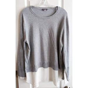 Vince Camuto Layered Sweater!